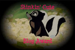 Stinkin&#39; Cute Blog Award