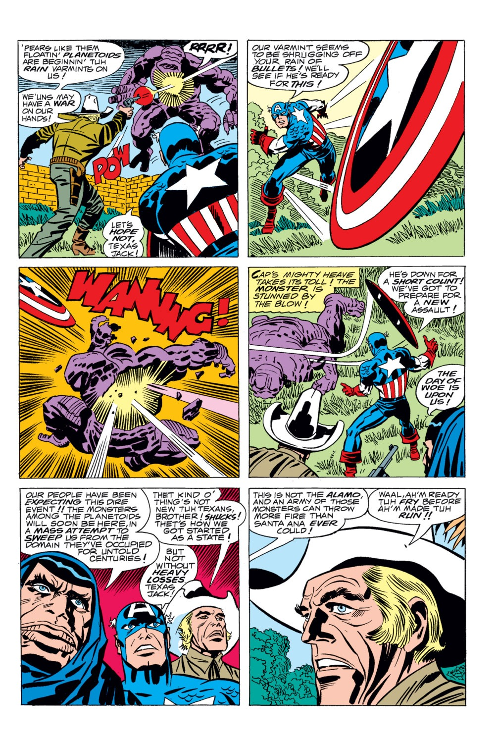 Captain America (1968) Issue #203 #117 - English 11