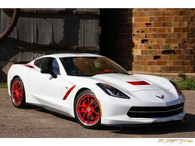 2014 Chevrolet Corvette Custom at Purifoy Chevrolet