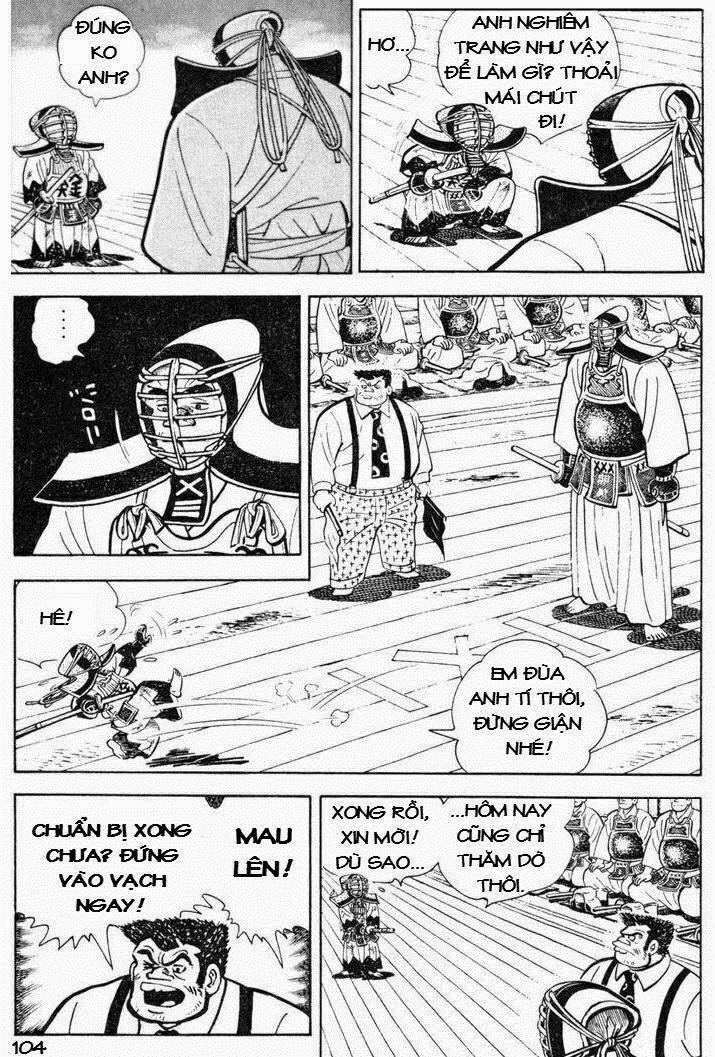 Siêu quậy Teppi chap 95 - Trang 14
