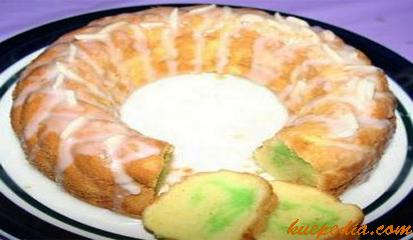 Coba sendiri untuk melengkapi aneka kue kering anda inilah resepnya