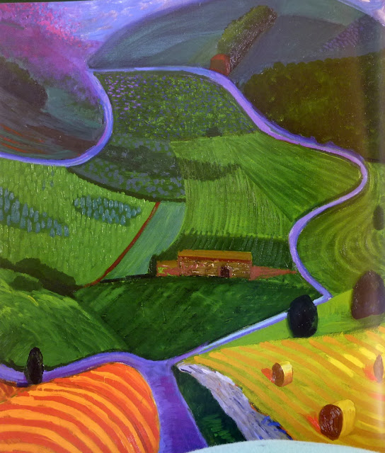 'the road to york through siedmere' Lori savage on artstack - art likes the road to york through siedmere, 1997 david hockney (13,050 followers) mention ppl with @[name] add a #[tag] to freetag.