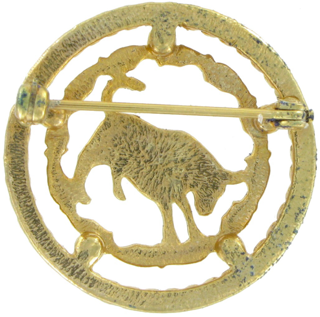 Taurus Jewelry Necklace