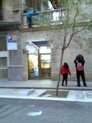 Barcelona theft