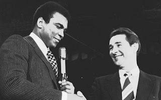 Brian Clough and Muhammad Ali