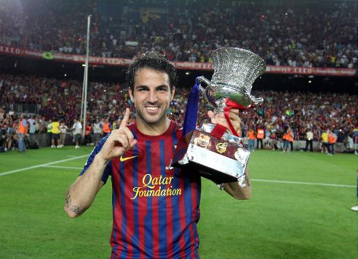 Cesc Fábregas FC Barcelona
