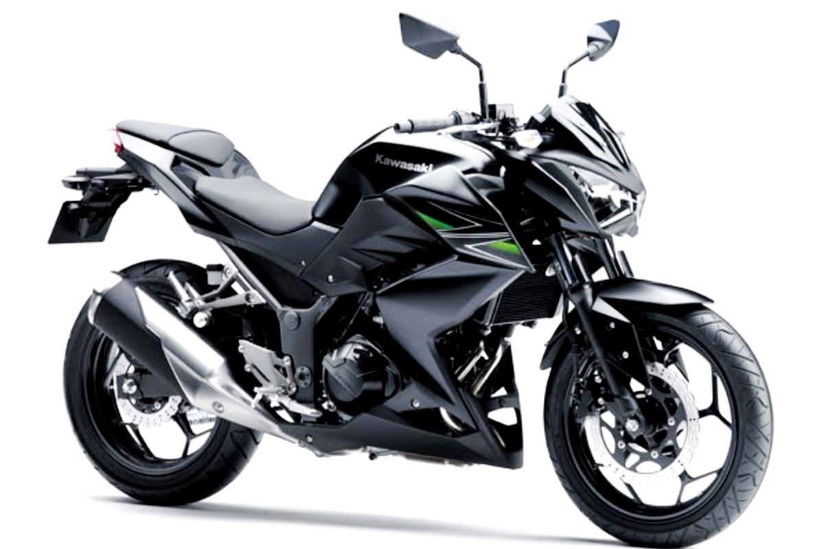 Kawasaki Z250 bakal menguasai jalan