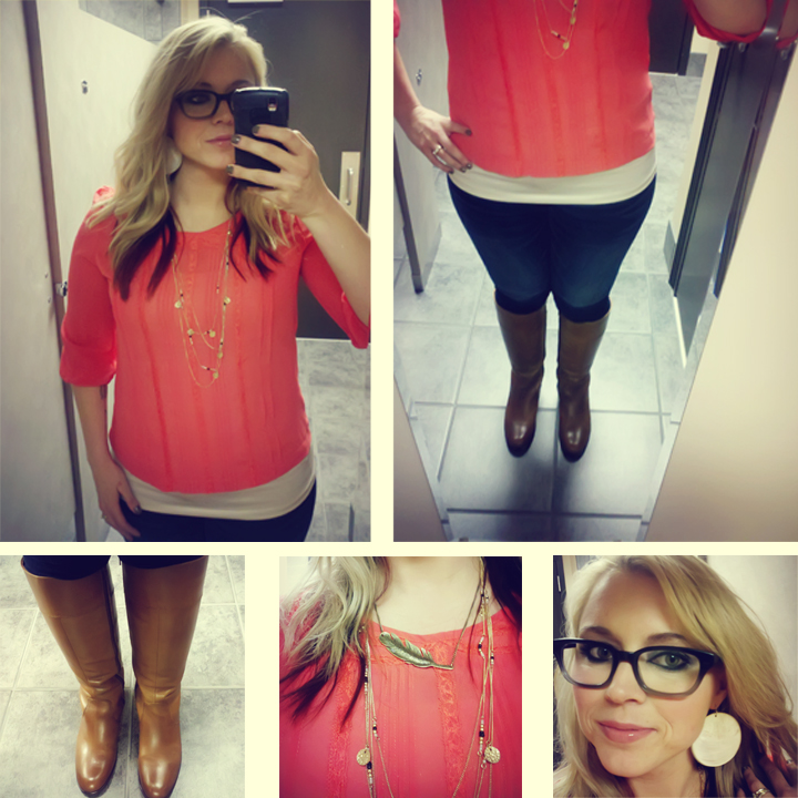 MAC, Makeup, Hey, Sailor, Hey Sailor, Julie Verhoeven, illustrated, MAC limited Edition, smokey eye, bifocals, glasses, nordstrom, stephanie drummond, fact this blog is awesome, express, jeans, earrings, tanks, jewelry, corso como, outfit of the day, what i wore, coastal, coastal contact, glasses, Essie in Gym Dandy, Essie, Nail, Nail Polish, Polish,  Gym Dandy