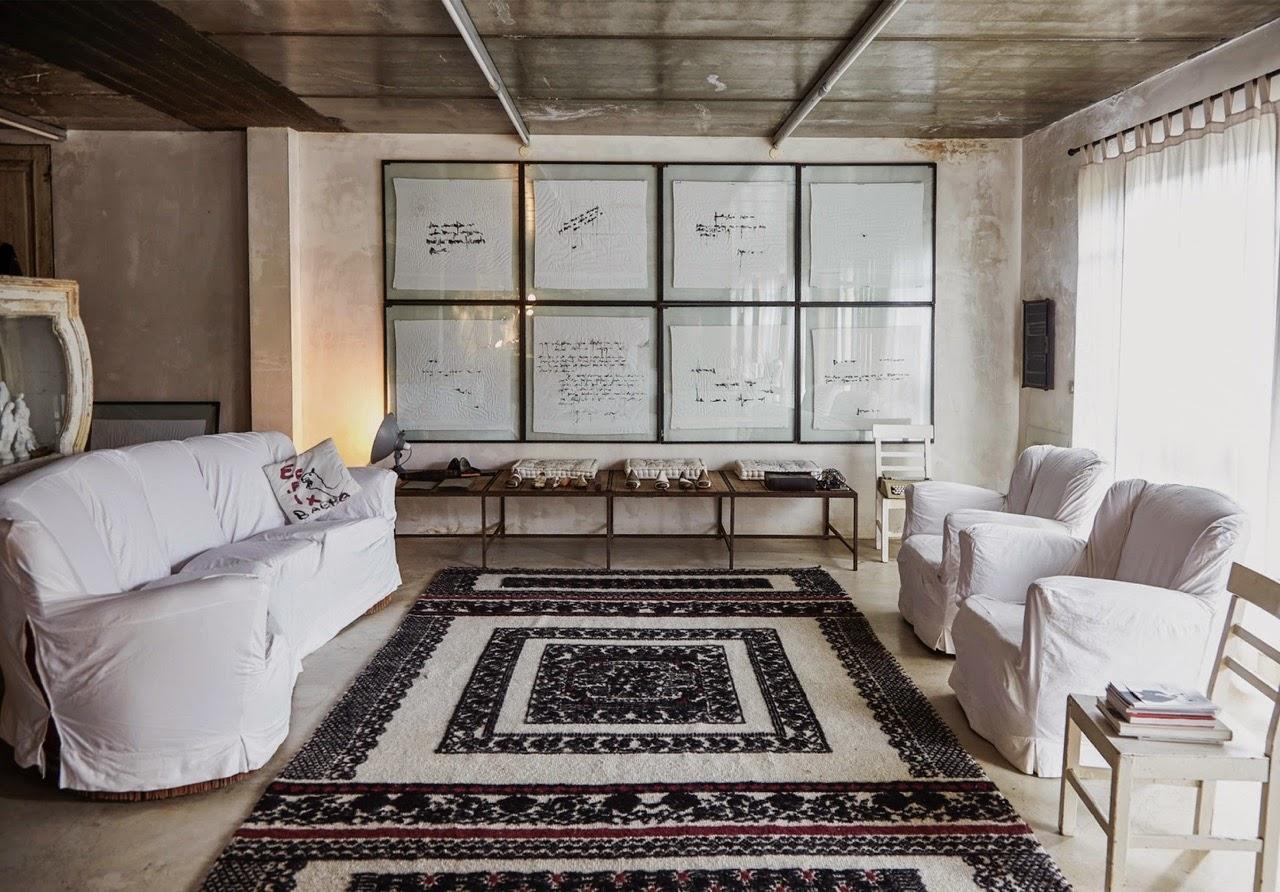 studio repossi marie claire maison antonio marras by fernando lombardi. Black Bedroom Furniture Sets. Home Design Ideas
