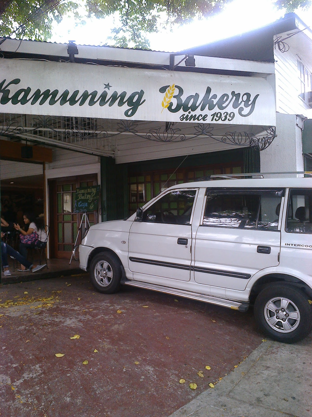 business plan for a bakery cafe