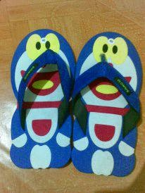 Sandal Sancu Doraemon