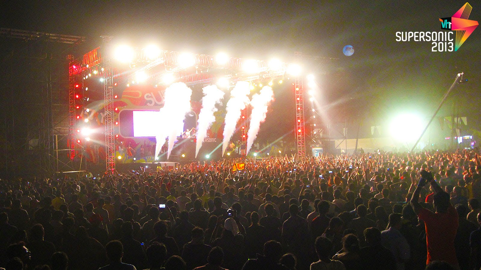 vh1 supersonic festival goa