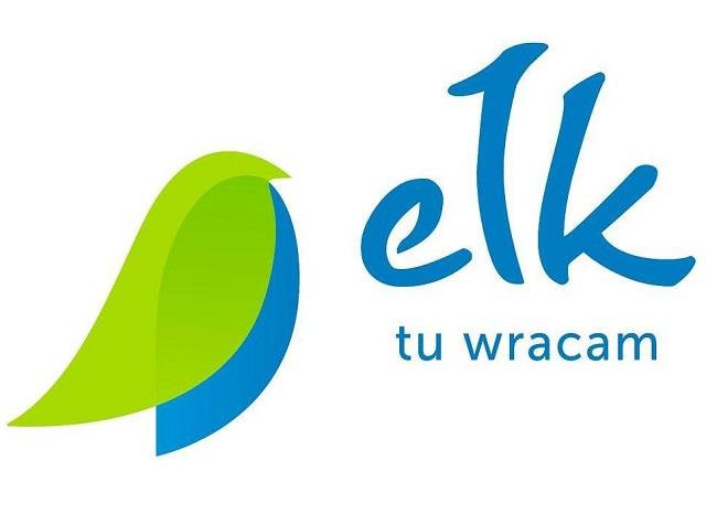 Logo miasta Ełk