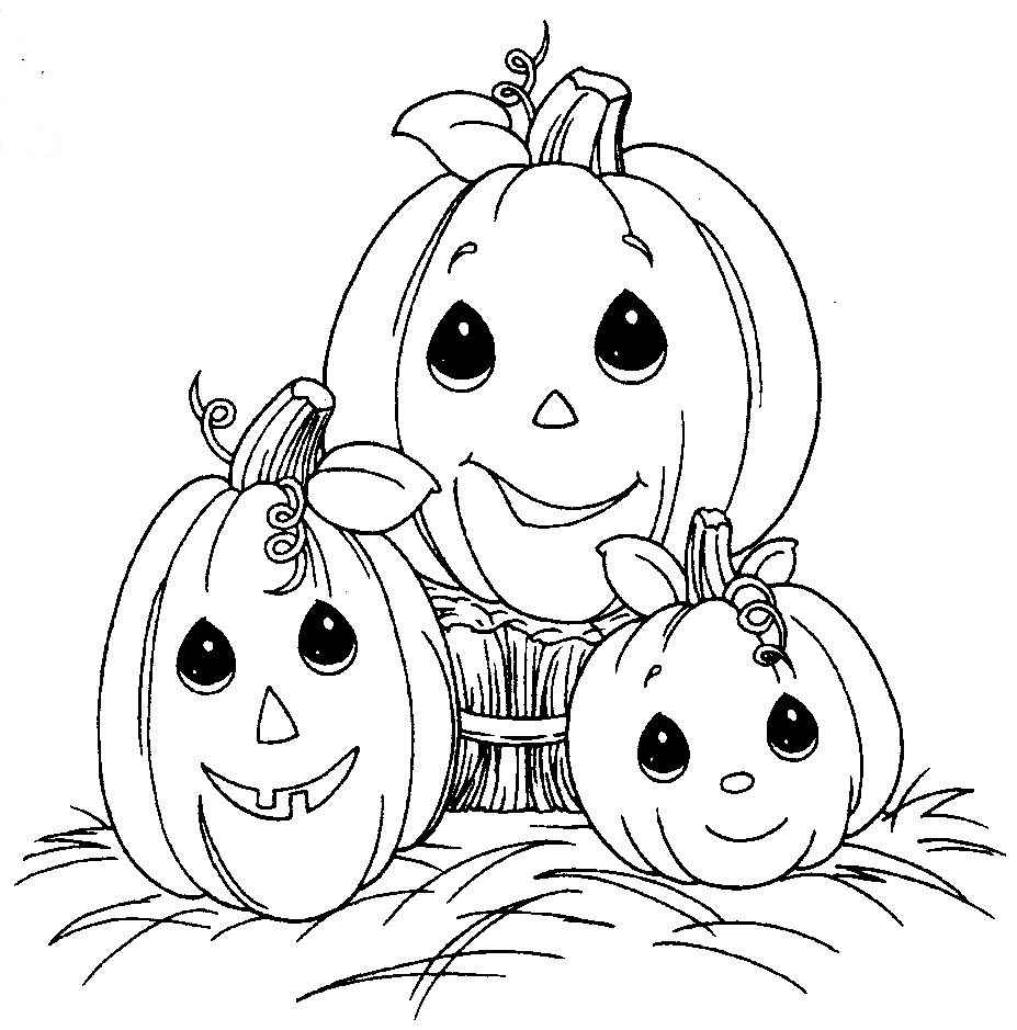 halloween colorings - Free Coloring Pages Halloween