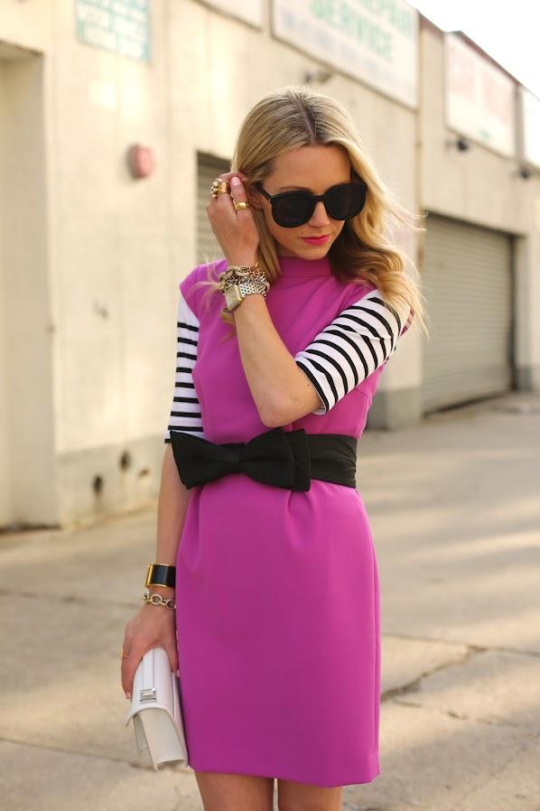 Style Icon: Blair Eadie of Atlantic Pacific - Pink Pop