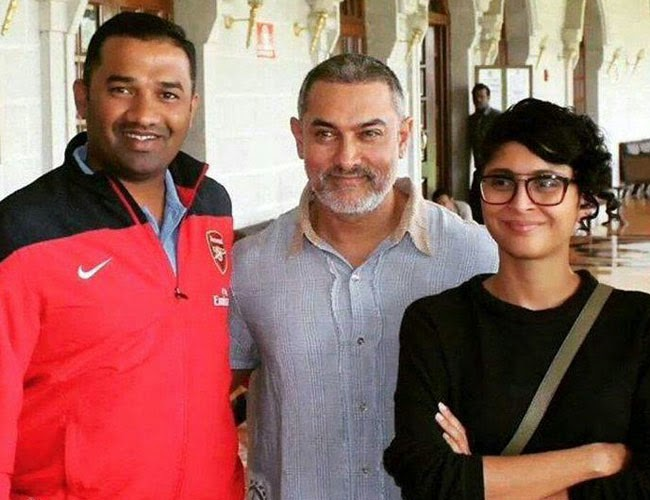 Aamir Khan, Kiran Rao, Fan, New look