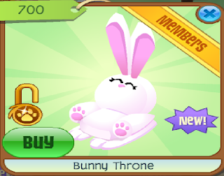 Pin animal jam bunnies only party on pinterest