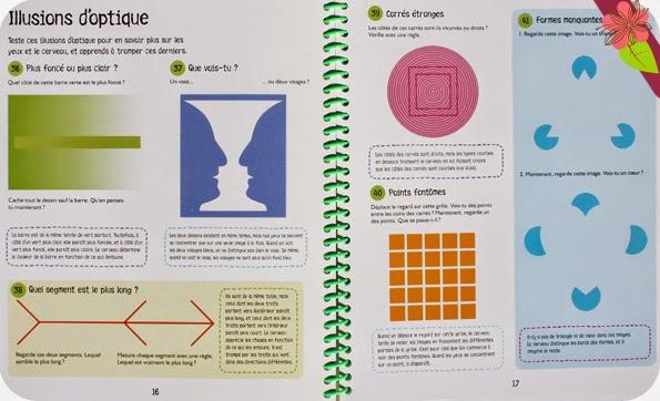 365 activités scientifiques - éditions Usborne