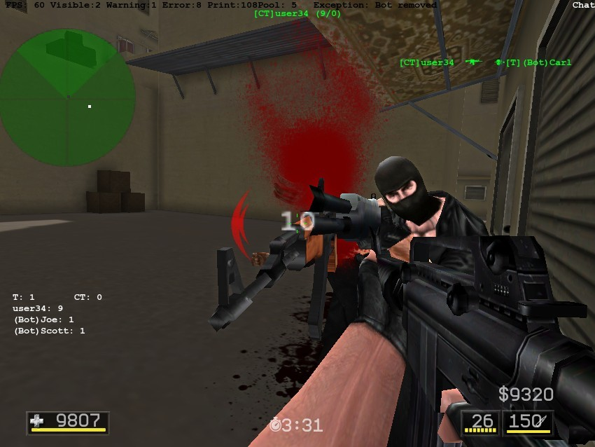 Telecharger counter strike 1 6 pc + online server