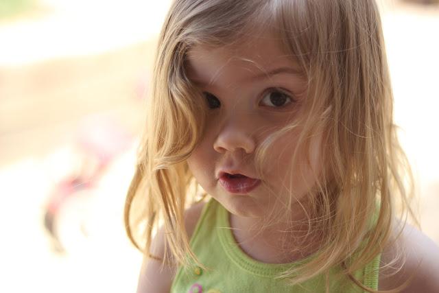 Chatty Preschooler