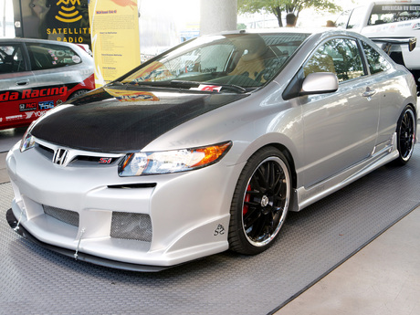 Honda civic si   Auto CAr