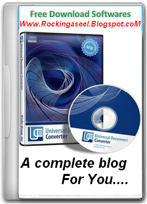 Universal Document Converter 5.5 Free Download