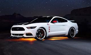 Review Mobil Mustang
