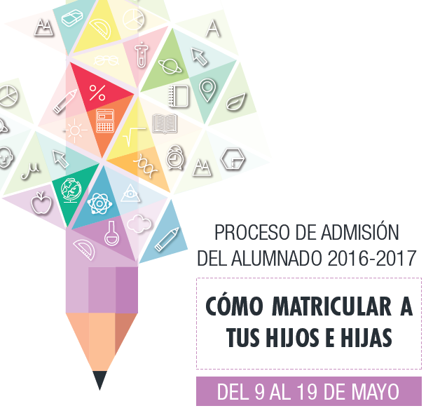 PROCESO DE MATRICULACIÓN 2016-17