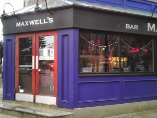 Maxwell's closed.