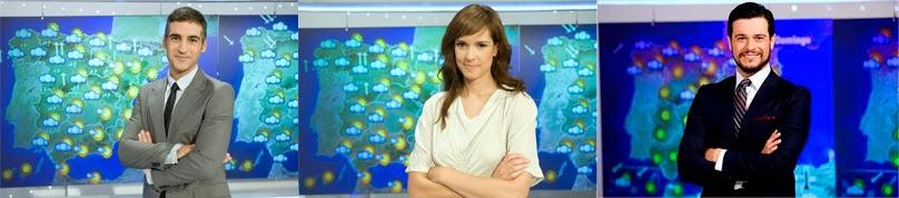 Profesionales de El Tiempo de TVE investigados y sancionados