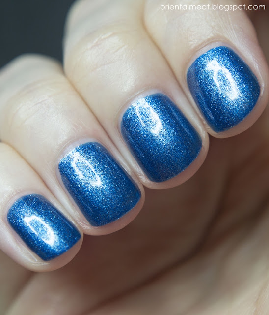 Color Club-Cold Metal