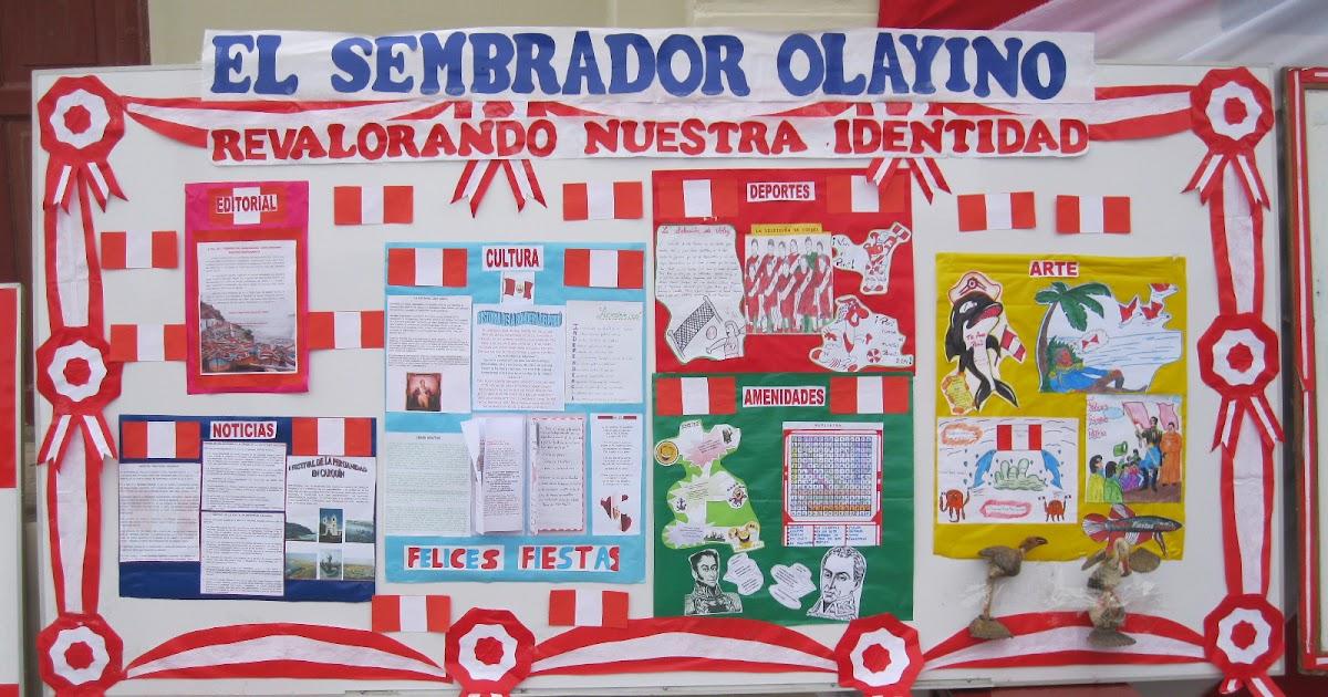 I e jose olaya balandra carquin concurso de periodico for Deportes para el periodico mural