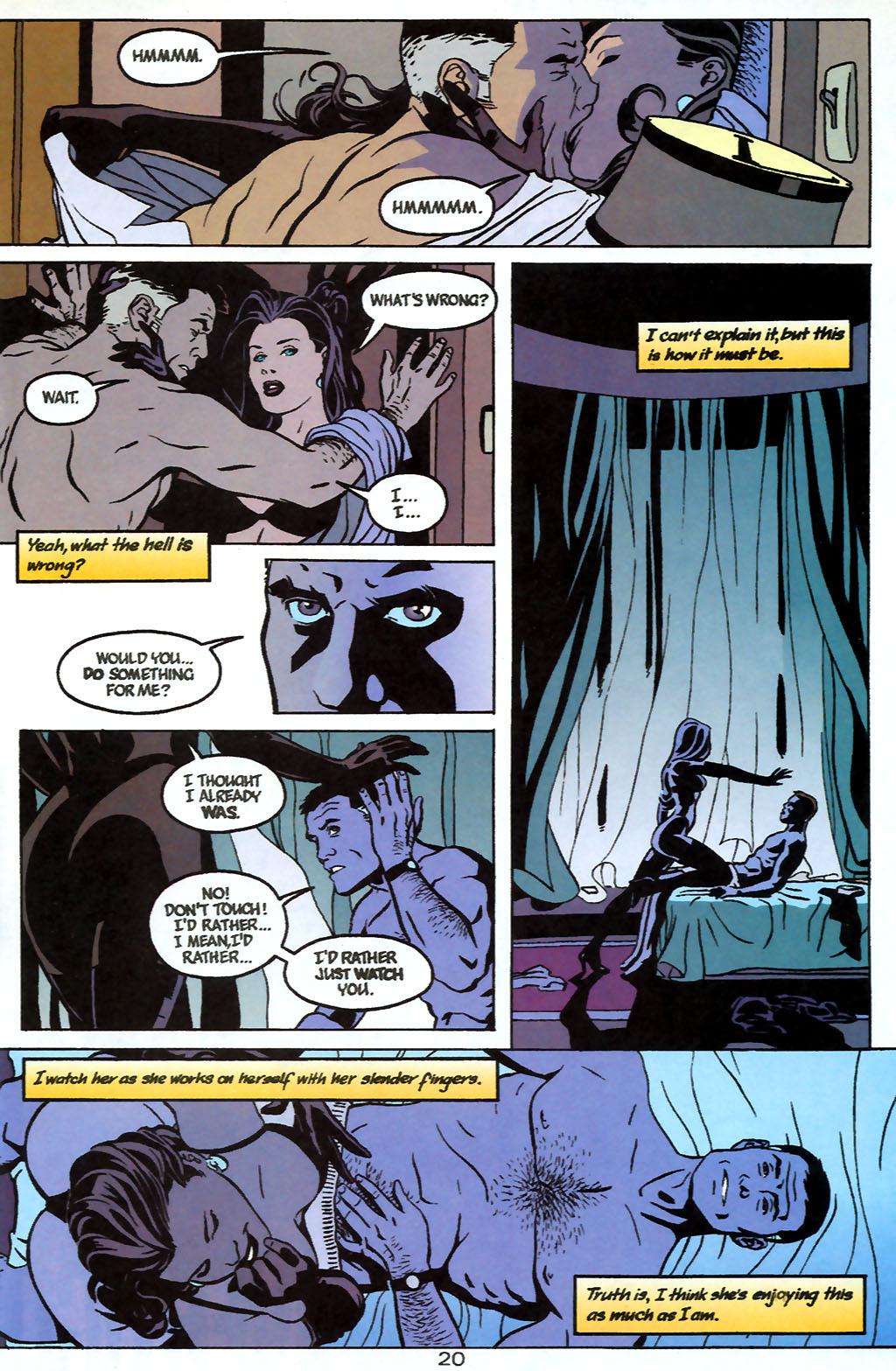 Human Target (1999) 1 Page 20
