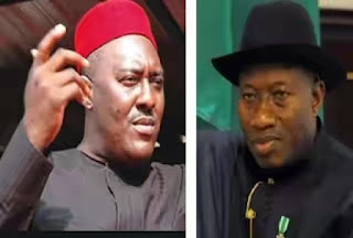 Jonathan reveals more reasons he cannot testify in Metuh's criminal trial