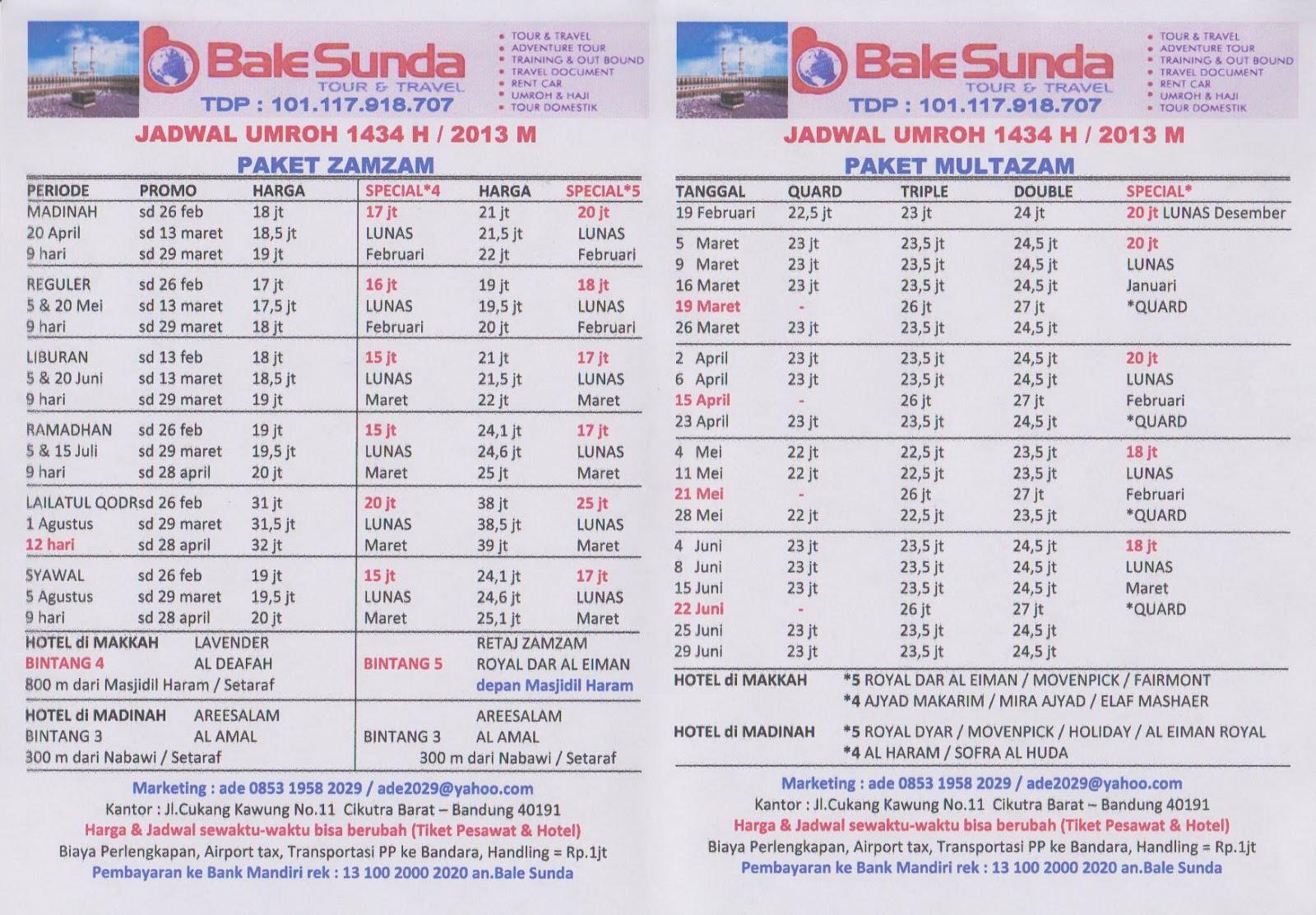 Bale Sunda Tours & Travel + Kedai Kopi & Resto