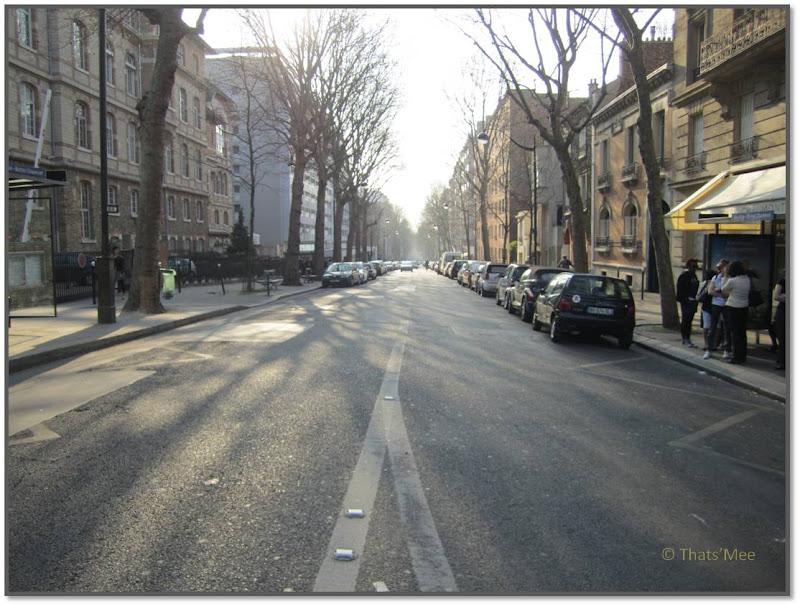rues de Paris thatsmee