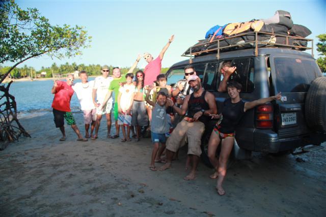Trip kite brazil