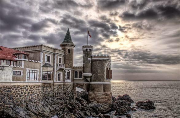 Castelo Wullf Vina del mar