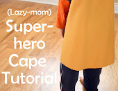 Easy Super-Hero Cape