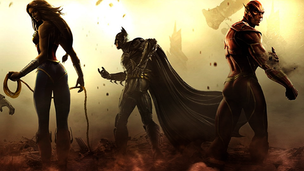 Injustice Gods Among Us - Ultimate Edition Screenshot 1