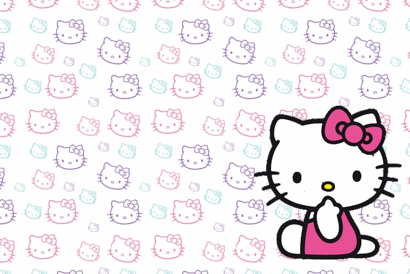 Hello Kitty Party Free Printable Invitations – Free Printable Hello Kitty Birthday Card