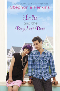 Lola Review: Lola and the Boy Next Door by Stephanie Perkins