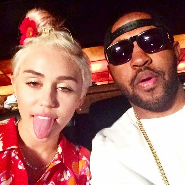 Miley Cyrus y Mike Will Made It