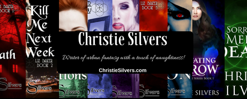 Christie Silvers - Paranormal Fiction Author