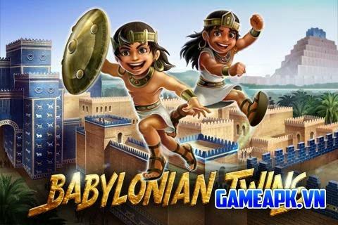 Game Babylonian Twins Platformer + v1.7.9 APK cho Android