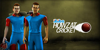 Howzat Cricket logo