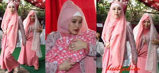 Jilbab Ala Ayu Ting-Ting Bilqis