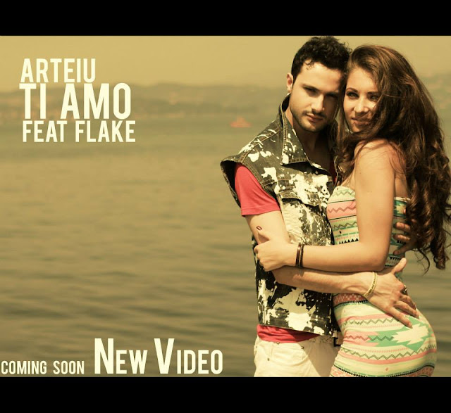 Azizian Arteiu ft Flake - Ti Amo - testo video download