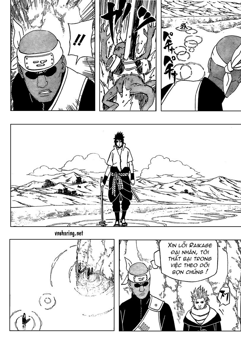 Naruto chap 417 Trang 11 - Mangak.info