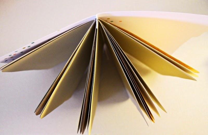 DIY Sketchbook Tutorial aus Memory Files von Martina für www.danipeuss.de